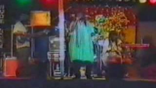 Yami Bolo - Live at Trinidad Unity Fest 97 - La Isla Bonita + Jah Jah give me true love