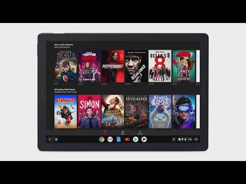 Pixel Slate | How to Watch Movies and TV Offline