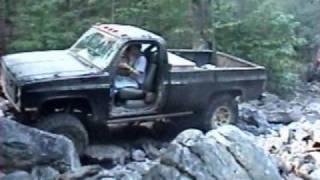XJ and 2 Chevys on Pennsyltuckian