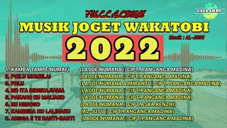 KUMPULAN LAGU JOGET WAKATOBI 2021 || ALBUM LAGU JOGET WAKATOBI 2021 PALING POPULER NONSTOP