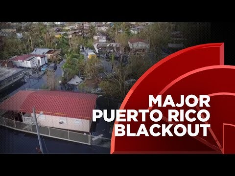 Puerto Rico Experiences A Major Blackout After A Transmission Line Failure