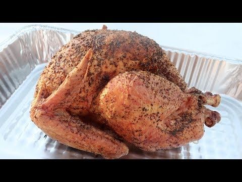 How to Smoke a Turkey for Thanksgiving