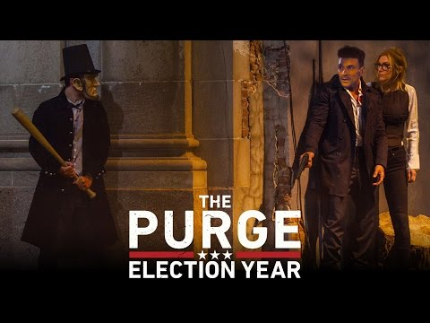 The Purge: Election Year: Tráiler Oficial #2 (HD)