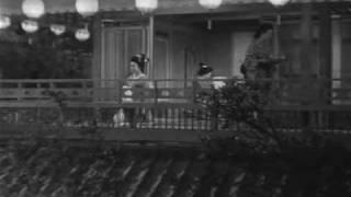 Clip 1956 Tokaido Yotsuya kaidan
