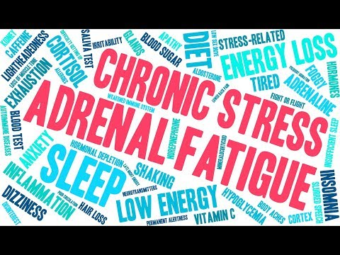 Adrenal Fatigue and Stress