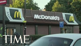 McDonald's Workers Plan To Strike To Force Management To Take Action Over Sexual Harassment | TIME