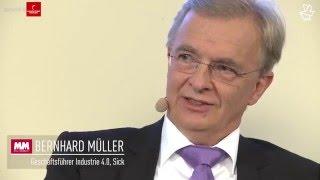 MM Die Chefsache Thema: Industrie 4.0 - Auswirkungen auf die Aus-/Weiterbildung