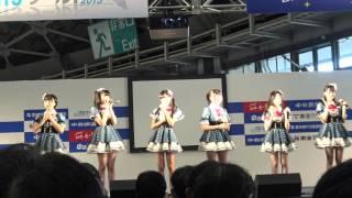 2015年11月23日 ポートメッセなごや ライブ1回目 AKB48チーム8(小栗有以...