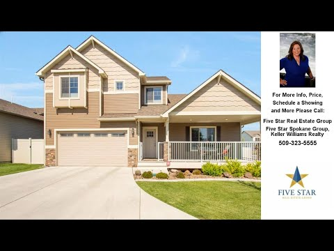 1110 S Harmony, Spokane Valley, WA Presented by Five Star Real Estate Group.