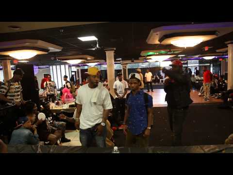 REALNESS BATTLES FOR CASH @ CAPITAL AWARDS BALL 2014