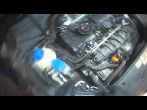 VW 1F: EOS BPY Timing Belt removal