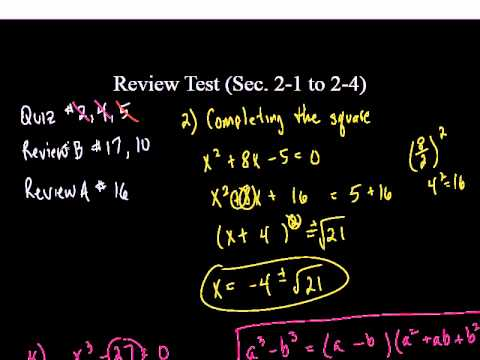 1 Review Test Sec  2 1 to 2 4 pt  b