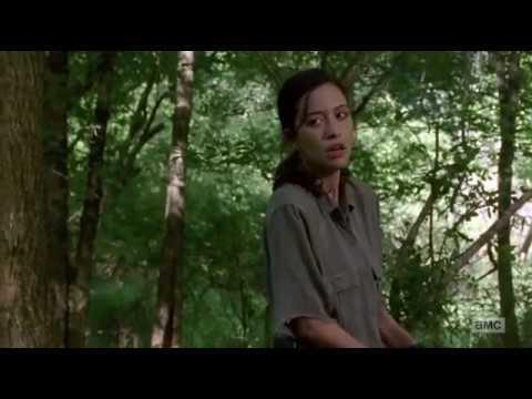 Rosita Espinosa killing walkers 7x04
