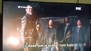 The Walking Dead- Gleen& Abraham  Morrem No 1 Eps Da 7 Temporada