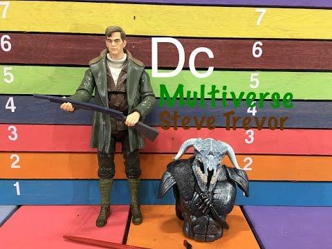 DC Comics Multiverse Wonder Woman STEVE TREVOR Collect & Connect Ares