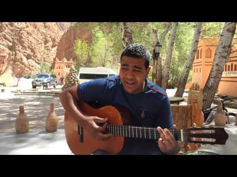 Marouan Warzazi Sid Le Juge £ Bayda Mon Amour ( Guitare ) HD