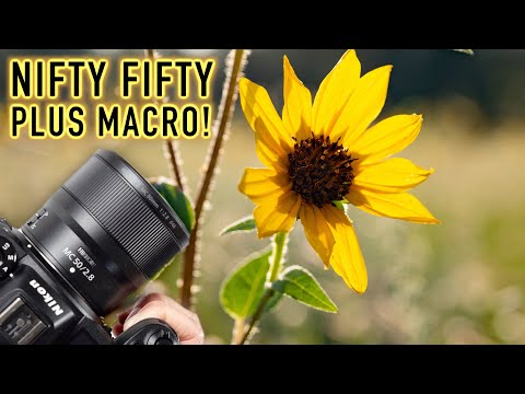 Macro and So Much More! The Sublime Nikon Z MC 50mm f/2.8 - Lens Review