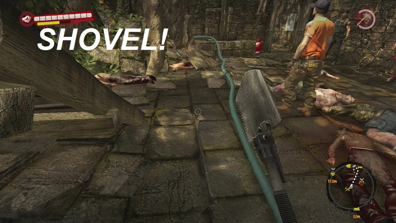 Where To Find Spade In Dead Island