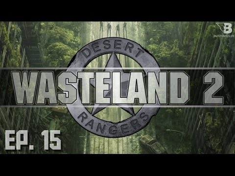 Tribal Train Troubles! - Ep. 15 - Wasteland 2 - Let's Play