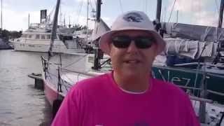"Interview with Rob Butler, skipper of ""Touch2Play,"
