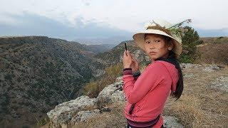 Фантастический Каньон, Южный Казахстан, Аксу-Жабаглинский заповедник (4К)