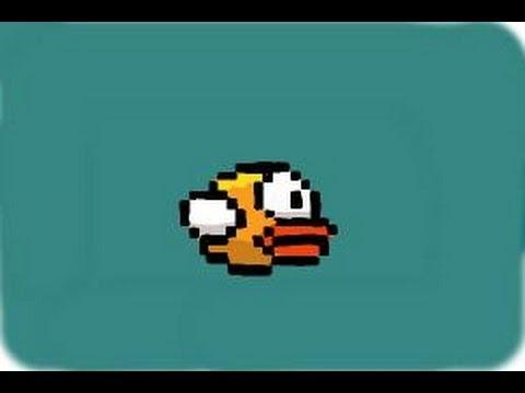 How to draw Flappy Bird
