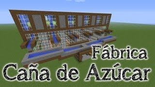 Fábrica Automática Caña de Azúcar - Fábricas y Granjas Automáticas - Barcelona Minecraft