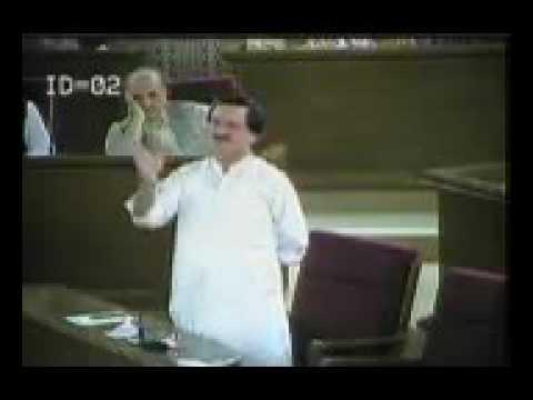 Quetta Saniha ke afsosnak wakiye ke khelaf nawab sab taqreer