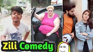 Zili Funny Video😂 | Zili comedy Video | Funny Videos |Tiktok Comedy Videos |Tiktok Comedy | new 202