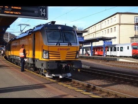 Vlaky - Bratislava hl.st. (SK) - 16.11.2015