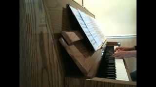 """""""Pastel Garden"""" -  Brian Crain,  Piano Solo Cover"""