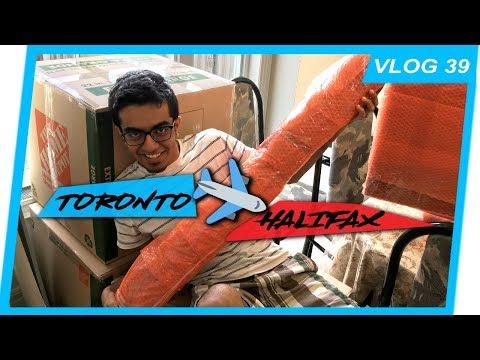 Moving to Nova Scotia, Halifax | Vlog 39