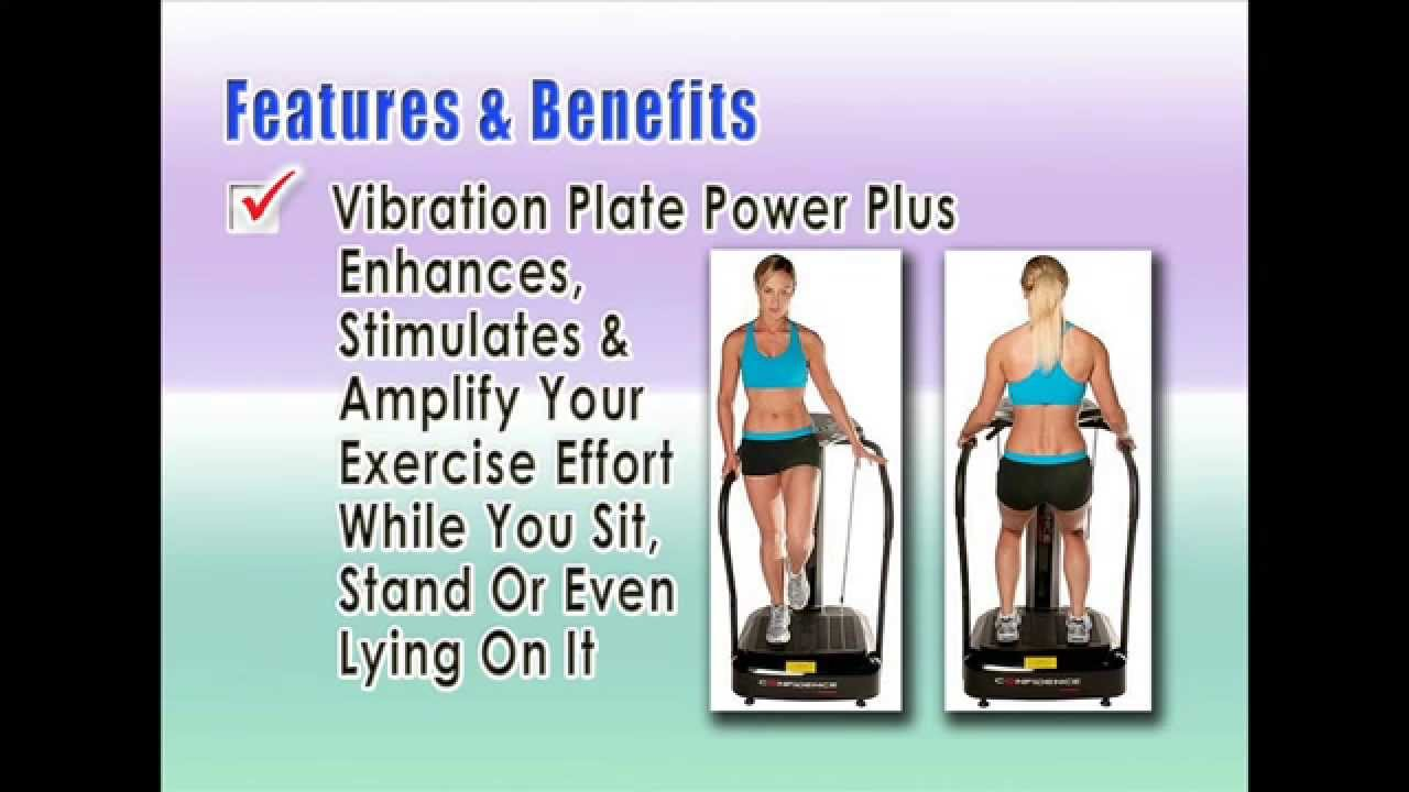 vibration machine before and after