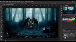 [New-2013] Tutorial Photoshop | Lonely Death