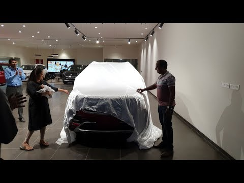Taking Delivery of MG Hector Attractive Color Uncovering,Celebration,Exterior,Interior&Driving Video