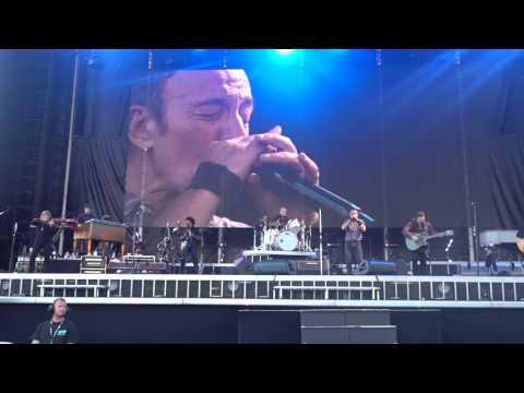 Bruce Springsteen - The River - Hanging Rock, Victoria, Australia - Saturday 11 February 2017