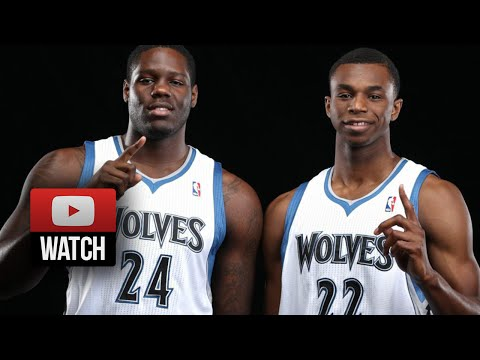 Andrew Wiggins & Anthony Bennett Full SL Highlights 2014.07.17 Vs Rockets - Last Game For Cavaliers!