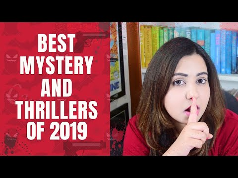 Best Mystery and Thrillers of 2019 | My Top 11 Picks (Must Reads)