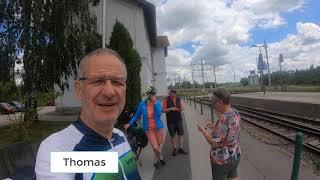 Waldviertel Radfahren  2020-07 Tag1: Vitis, Weitra, Gmünd, ...