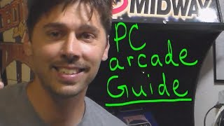 How to setup & connect PC arcade game cabinet guide!