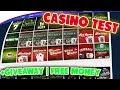 Online Casion Test + GIVEAWAY / Free Money | Online Casino Gambling | Deutsch | GermanGaming