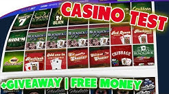 Online Casion Test + GIVEAWAY / Free Money | Online Casino Gambling | Deutsch | GermanGaming