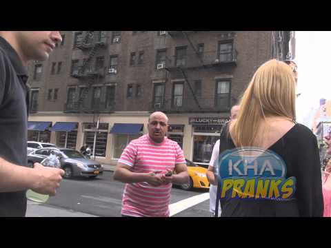 NYC Cab Driver Kicked in the Face! Street Fight May 10th 2014