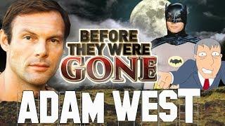 ADAM WEST - Before They Were GONE - BATMAN, FAMILY GUY