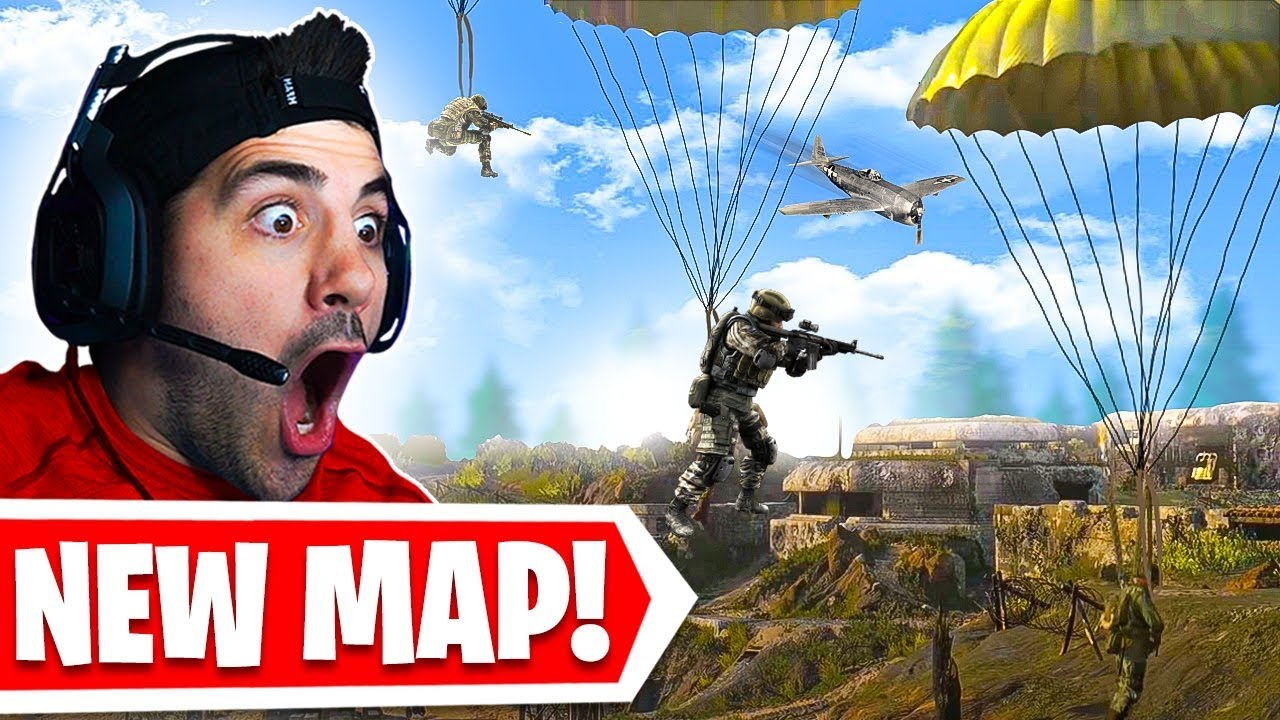 The NEW WW2 Map Coming To Warzone! 😱