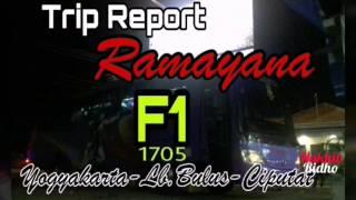 Trip Report  Ramayana F1 1705 Yogyakarta-Jakarta