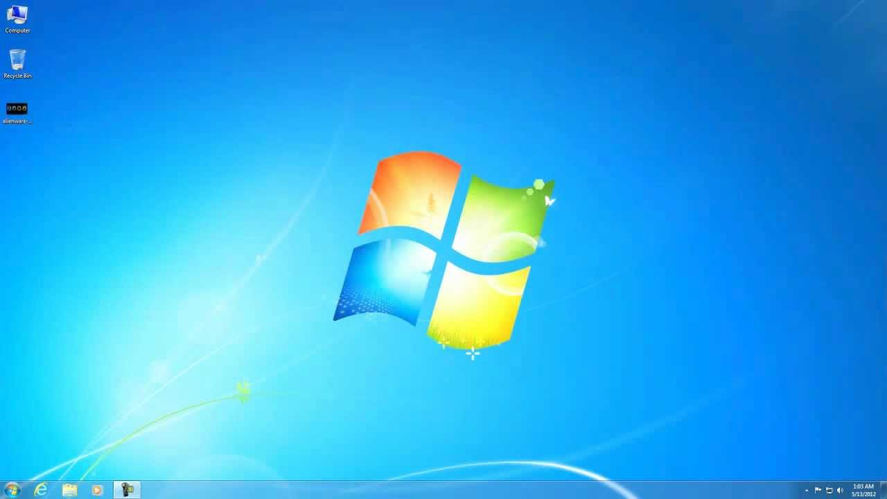 How to change your windows 7 logon background youtube for Change background wallpaper your home screen