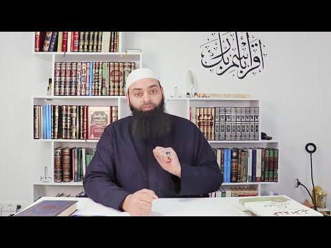 Мухаммад 'Абдуль-Вахид жалуется на тех, кто его разоблачает