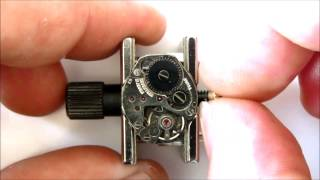 fhf st 69n mechanical manual wind watch movement
