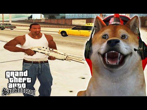 NOSTALGIA GAME NGERUSUH DI KOTA!!! - Grand Theft Auto: San Andreas